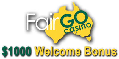 Fair Go Casino Login Homepage - Australian players