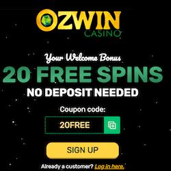 Ozwin Casino Australia
